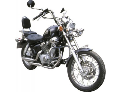 Защитные дуги SPAAN на мотоцикл YAMAHA VIRAGO 125 XV / 250 XV