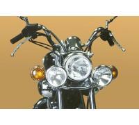 Лайтбар, люстра для мотоцикла (дуга, перекладина) YAMAHA VIRAGO 125 XV / 250 XV / 535 XV