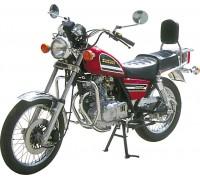 Дуги безопасности SPAAN для мотоцикла SUZUKI GN 125/250, TU 250