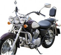 Дуги безопасности SPAAN для мотоцикла HONDA SHADOW VT 125