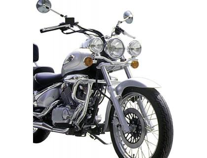 Дуги безопасности SPAAN для мотоцикла Suzuki INTRUDER 125 LC / VL 125, 250 LC / VL 250