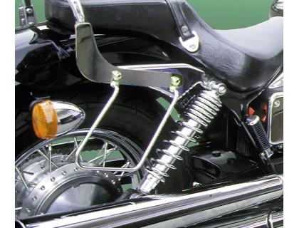 Рамки SPAAN для кофров для мотоцикла BLACK WIDOW, SHADOW