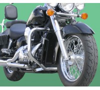 Дуги безопасности SPAAN для мотоцикла HONDA SHADOW VT750C ABS, 750C 2009, AERO