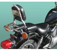 Багажник (23 см) для мотоцикла YAMAHA VIRAGO 125 XV, 250 XV (..2003, 2009..)