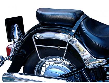 Рамки Klick Fix для кофров: YAMAHA DRAG STAR 400 CLASSIC XVSA - V STAR 400CL YAMAHA DRAG STAR 650 CLASSIC XVSA - V STAR 650CL