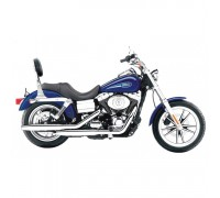 Спинка SPAAN без багажника на мотоцикл Harley Davidson Dyna Glide (с 2006)