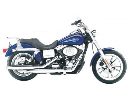 Багажник (18 см) для мотоциклов HARLEY DAVIDSON Dyna Glide (2006 - ...)