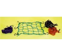 Багажная сетка (паук) - желтая