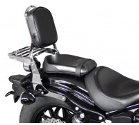 Спинка SPAAN с багажником для мотоцикла YAMAHA XV 950 BOLT, XV 950 R / BOLT R-SPEC