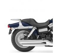 Багажник (18 см) SPAAN на мотоцикл HARLEY DAVIDSON Dyna Glide (2006 - ...), арт. 1059