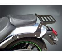 Багажник (18 см) черный для мотоцикла KAWASAKI VULCAN S 650