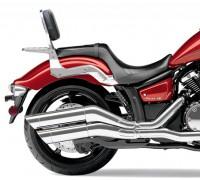 Спинка SPAAN без багажника для мотоцикла XVS 1300 CUSTOM (Yamaha Stryker)