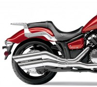 Багажник SPAAN удлиненный для мотоцикла XVS 1300 CUSTOM (Yamaha Stryker)