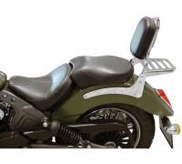 Спинка SPAAN с багажником для мотоцикла INDIAN Scout / Scout Sixty