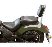 Спинка SPAAN (без багажника) для мотоцикла INDIAN Scout / Scout Sixty