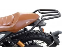 Хромированный багажник для мотоцикла Mondial HPS 125.