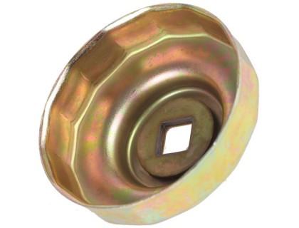 Съемник для масляного фильтра 74 мм.