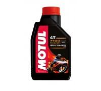 Моторное масло Motul 4T 7100 10W-30 1L