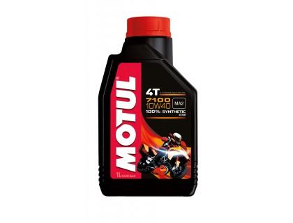Моторное масло Motul 4T 7100 10W-40 1L