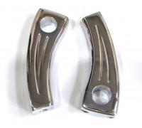 Стойки руля 15 см для мотоцикла с диаметром руля 25 мм