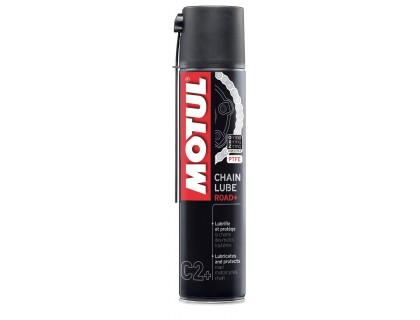 Смазка для цепей Motul C2 Chain Lube Road 400ML