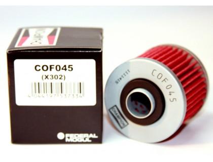 Фильтр масляный CHAMPION COF045 (X302)