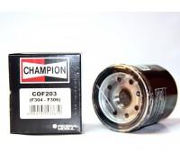 Фильтр масляный CHAMPION COF203 (F304-F306-F301)