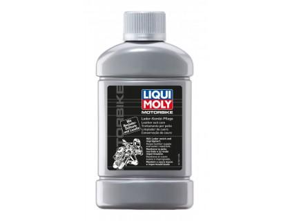 Средство для ухода за кожей LIQUI MOLY Motorbike Leder-Kombi-Pflege