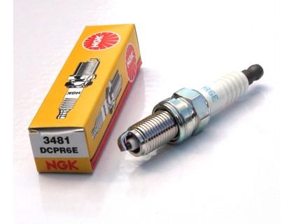 Свеча зажигания NGK 3481 (DCPR6E)
