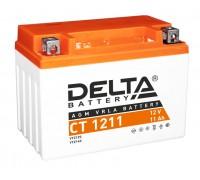Аккумулятор Delta CT 1211, 12В, 11Ач