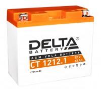 Аккумулятор Delta CT 1212.1, 12В, 12Ач