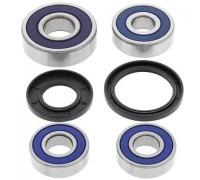 Комплект подшипников All Balls для заднего колеса 25-1238 для Yamaha FZ700, TDM850, XTZ750 SUPER TENERE и др.