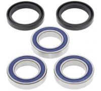 Комплект подшипников All Balls заднего колеса 25-1250 для мотоциклов Honda CR125R, CRF250X, Suzuki RMX450, RMZ450 и др