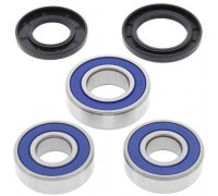 Комплект подшипников All Balls заднего колеса 25-1256 для мотоциклов Suzuki DR250S, DR650SE, XF650 и др.