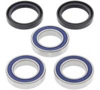 Комплект подшипников All Balls для переднего колеса 25-1406 для Kawasaki KLX450R, Yamaha YZ250F и др. .