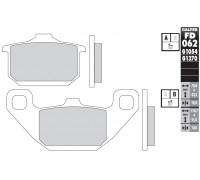 Колодки тормозные для мотоцикла KAWASAKI VULCAN, VN 750, VN 800, VN 1600, SUMO/EASSIC
