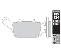 Колодки тормозные для мотоцикла HONDA (CB, CBR, CBF, VT, VTR, INTEGRA), SUZUKI (GSF, GSR, DL, SV), YAMAHA (FZ, MT, XSR, YZF)