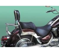 Спинка SPAAN с багажником на мотоцикл SUZUKI INTRUDER 1500 LC-VL 1500 - C1500, BOULEVARD C90