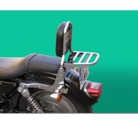 Спинка SPAAN на мотоцикл с багажником HARLEY DAVIDSON SPORTSTER XL/XLM/XLN