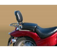 Спинка с багажником SPAAN на мотоцикл  HONDA SHADOW VT 600 CD/CDLS