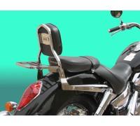Спинка SPAAN  с багажником на мотоцикл HONDA VTX1300, VTX1300 RETRO, VTX1800 RETRO