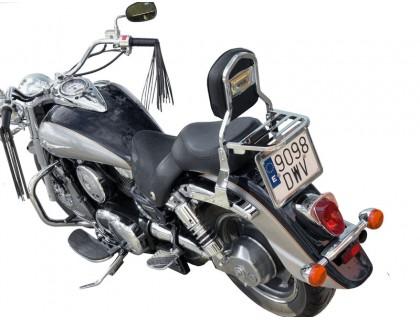 Спинка SPAAN на мотоцикл с багажником KAWASAKI VULCAN VN 1600 CL