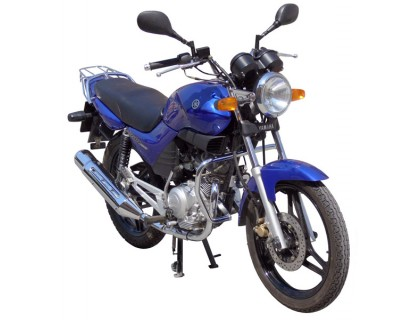 Дуги безопасности SPAAN на мотоцикл YAMAHA YBR 125