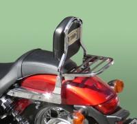 Спинка SPAAN с багажником на мотоцикл HONDA SHADOW VT 750 SPIRIT C2, C2S, CS2