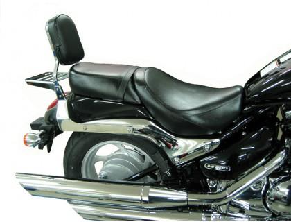 Спинка SPAAN с багажником на мотоцикл SUZUKI INTRUDER M800 2010, BOULEVARD M50