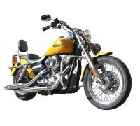 Дуги безопасности SPAAN для мотоцикла HARLEY DAVIDSON DYNA SUPER GLIDE, Street Bob