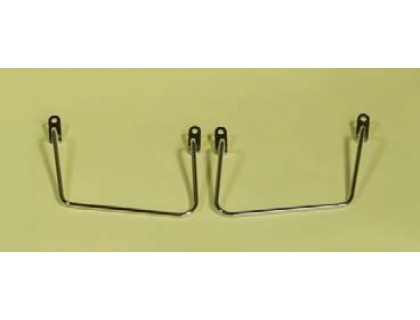 Рамки для кофров SUZUKI INTRUDER C1800/C1800R, BOULEVARD C109/C109R