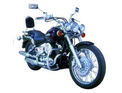 Дуги безопасности SPAAN на мотоцикл YAMAHA DRAG STAR