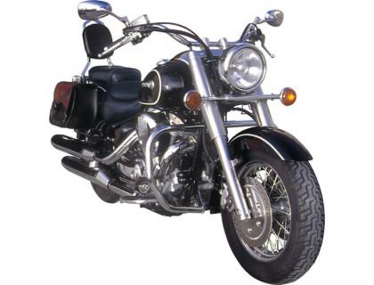 Дуги безопасности SPAAN на мотоцикл YAMAHA WILD STAR 1600 / ROAD STAR 1600 SILVERADO