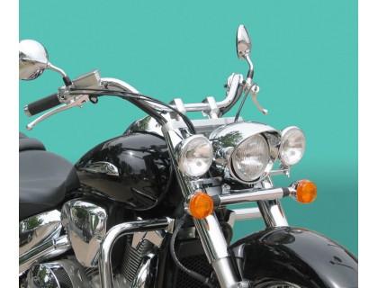 Лайтбар, люстра для мотоцикла (дуга, перекладина) HONDA VTX 1300, 1800 RETRO